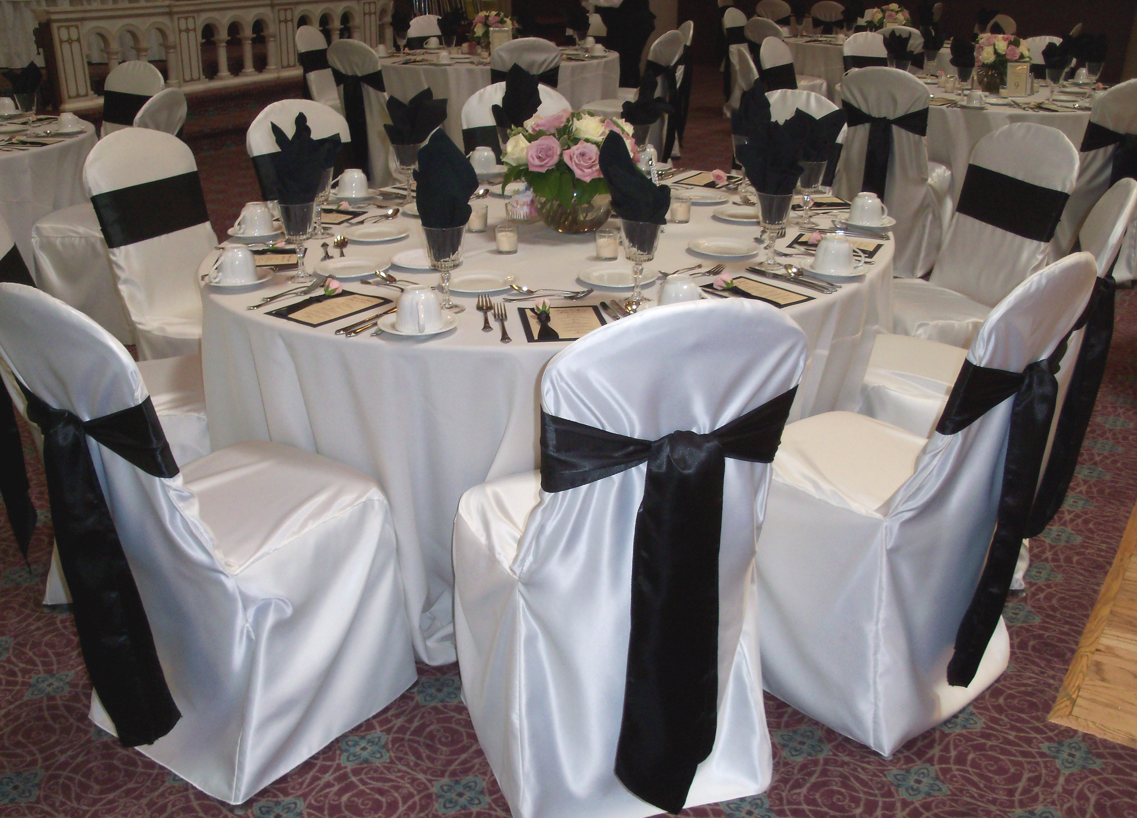pittsburgh chair covers chair covers and more
